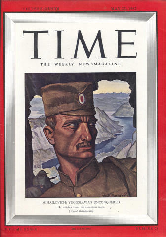 Time Magazine May 25, 1942