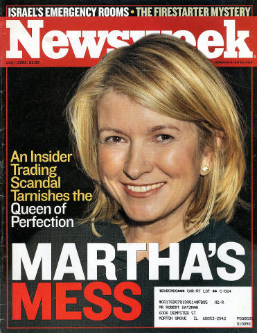 Newsweek Magazine July 1, 2002