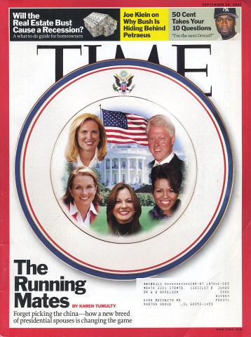Time Magazine September 24, 2007