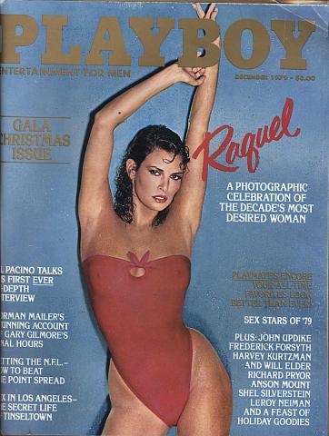 Playboy Magazine December 1, 1979