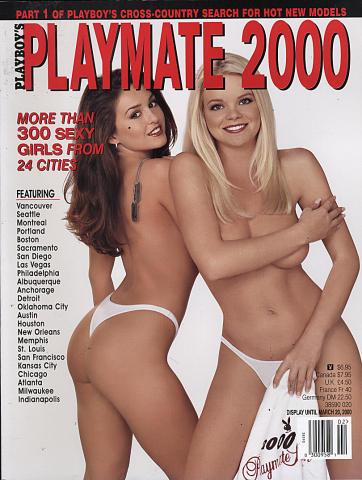 Playboy's Playmate 2000