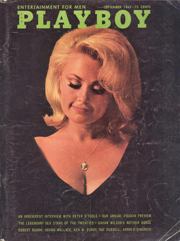 Playboy Magazine September 1, 1965