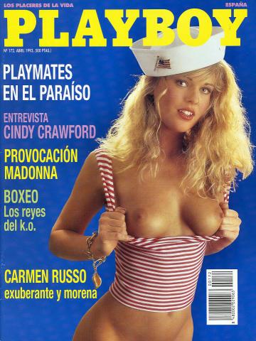 Playboy Spain April 1993