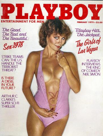 Playboy Magazine February 1, 1979