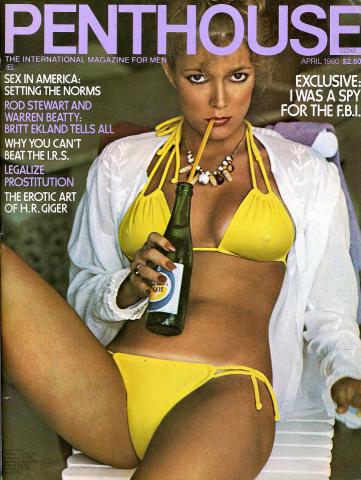 Penthouse Magazine April 1980