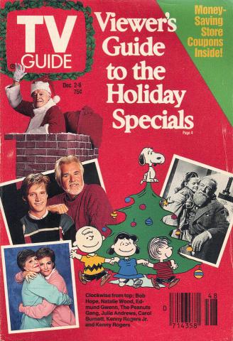 TV Guide December 2, 1989