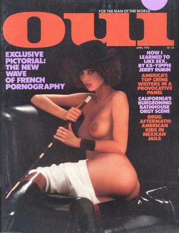 Oui Magazine April 1976