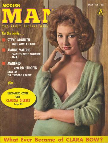 Modern Man Magazine May 1961