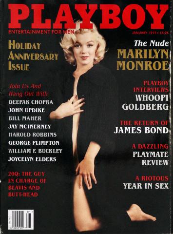 Playboy Magazine January 1, 1997