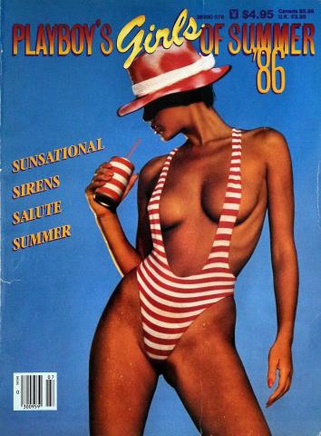 Playboy's Girls of Summer '86