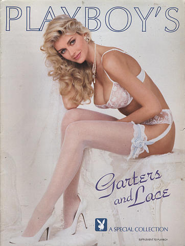 Playboy's Garters and Lace