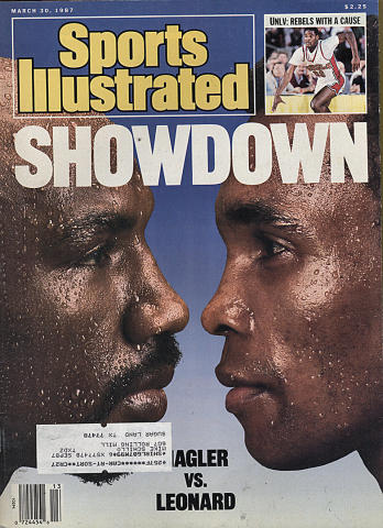 Sports Illustrated March 30, 1987