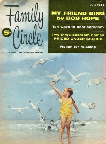 Family Circle Magazine July 1955