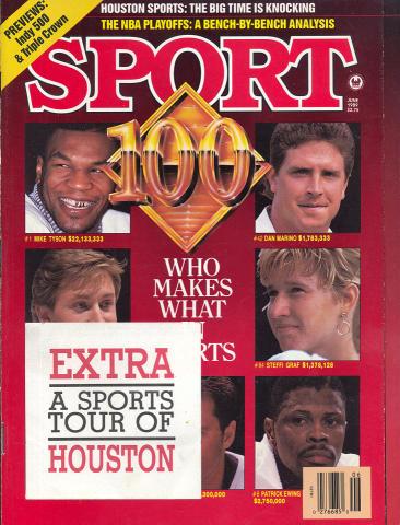 Sport Magazine June 1989