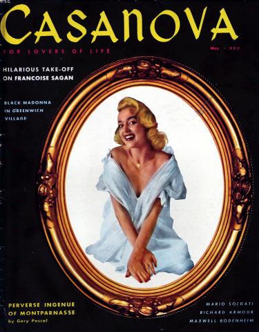 Casanova Magazine May 1957