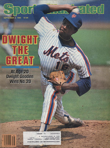 Sports Illustrated September 2, 1985
