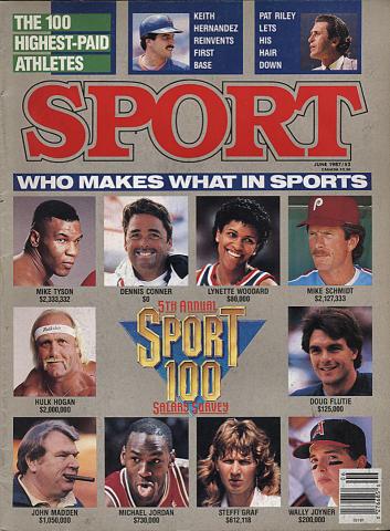 Sport Magazine June 1987
