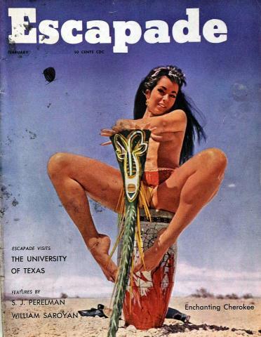 Escapade Magazine February 1959