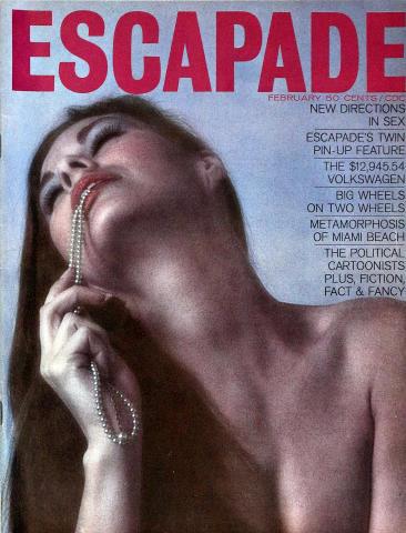 Escapade Magazine February 1964