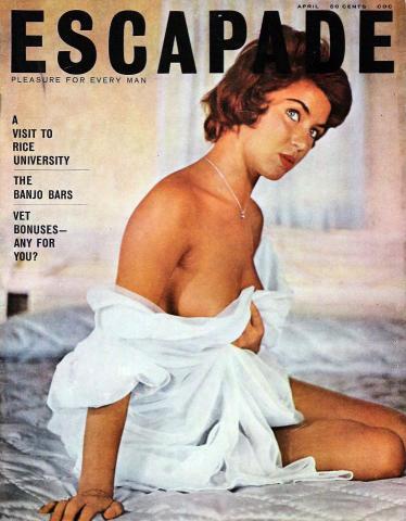 Escapade Magazine April 1961