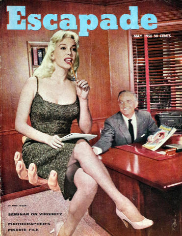 Escapade Magazine May 1956