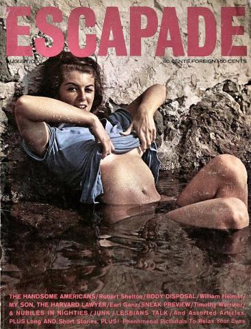 Escapade Magazine August 1963