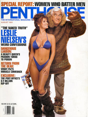 Penthouse Magazine August 1993
