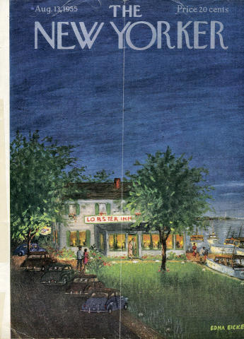 The New Yorker August 13, 1955