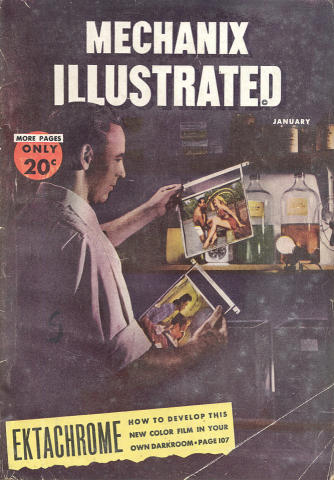 Mechanix Illustrated