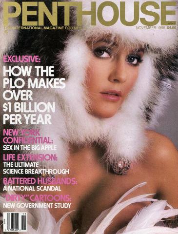 Penthouse Magazine November 1986