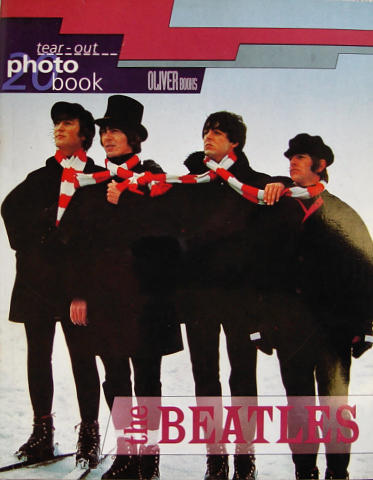 The Beatles Tear-Out Photo Book