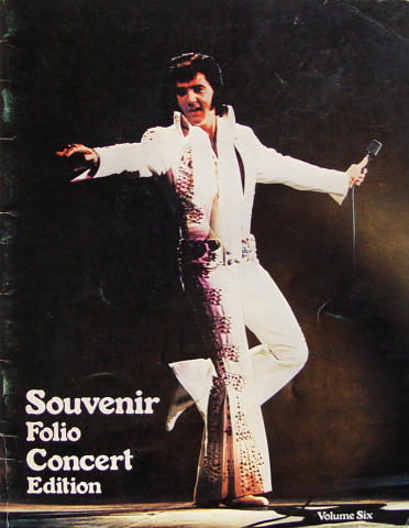 Souvenir Folio Concert Edition Vol. 6