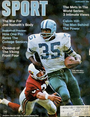Sport Magazine January 1970
