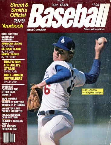 Street and Smith's Baseball Yearbook 1979