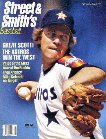 Street & Smith's Baseball 1987