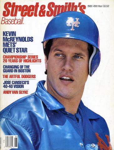 Street & Smith's Baseball 1989