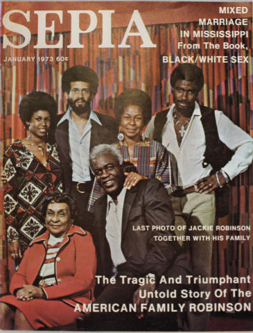 Sepia Magazine January 1973