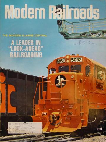 Modern Railroads