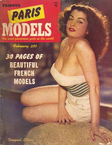 Famous Paris Models