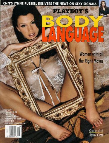 Playboy's Body Language
