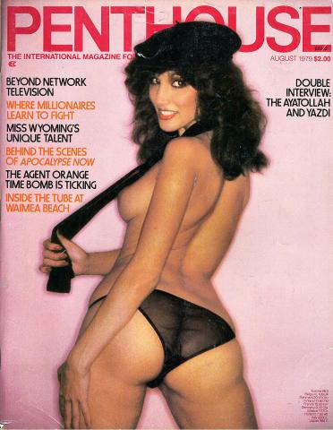 Penthouse Magazine August 1979