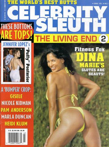 Celebrity Sleuth Vol. 14 No. 7