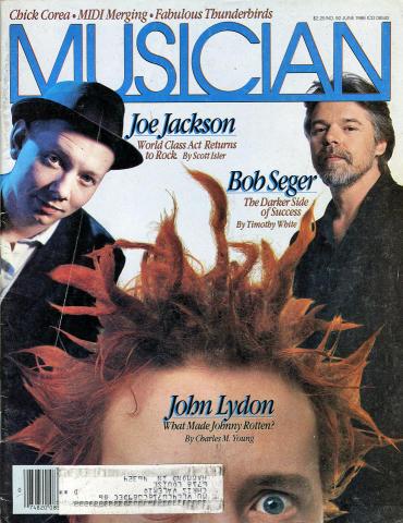 Musician Magazine June 1986