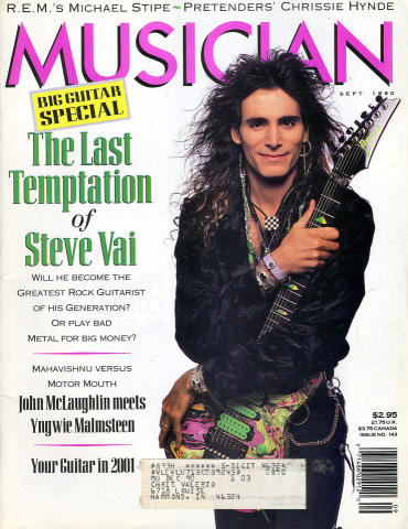 Musician Magazine September 1990