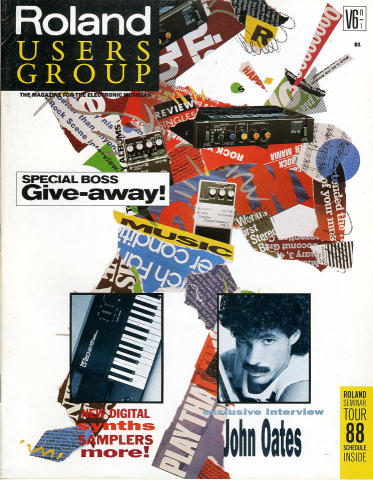 Roland Users Group Vol. 6 No. 1