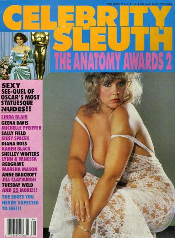 Celebrity Sleuth Vol. 3 No. 4