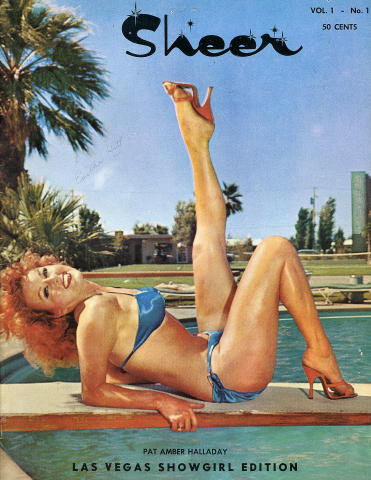 Sheer: Las Vegas Showgirl Edition Vol. 1 No. 1