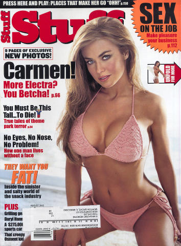 Stuff Magazine August 2002