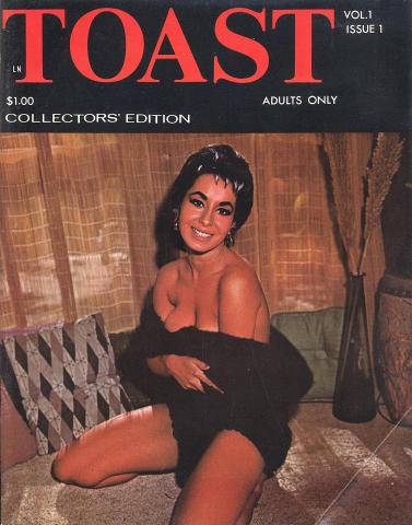 Toast Vol. 1 No. 1