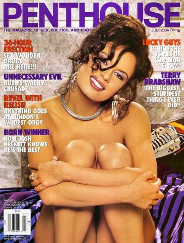 Penthouse Magazine July 2004